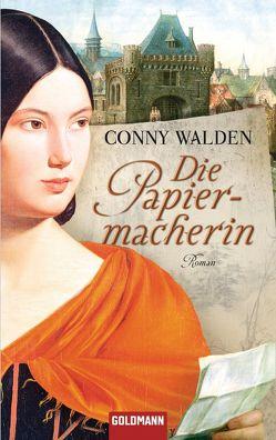 Die Papiermacherin von Walden,  Conny