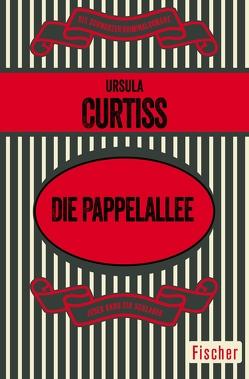 Die Pappelallee von Curtiss,  Ursula, Koenig,  Alix