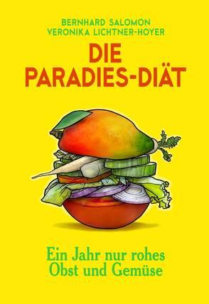Die Paradies-Diät von Lichtner-Hoyer,  Veronika, Salomon,  Bernhard