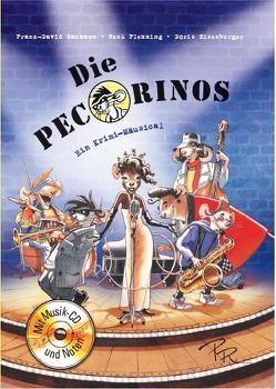 Die Pecorinos von Baumann,  Franz-David, Eisenburger,  Doris, Flemming,  Henk