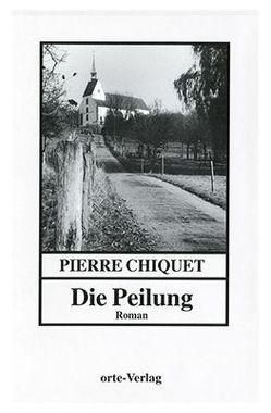 Die Peilung von Chiquet,  Pierre