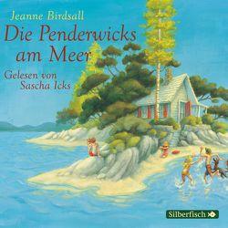 Die Penderwicks 3: Die Penderwicks am Meer von Bean,  Gerda, Birdsall,  Jeanne, Icks,  Sascha