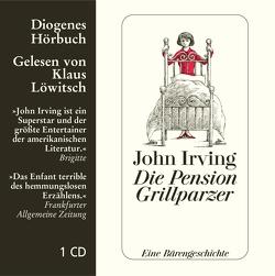 Die Pension Grillparzer von Irving,  John, Löwitsch,  Klaus, Rumler,  Irene