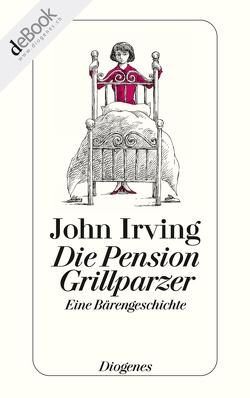 Die Pension Grillparzer von Irving,  John, Rumler,  Irene