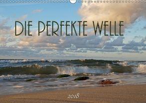Die perfekte Welle (Wandkalender 2018 DIN A3 quer) von Flori0