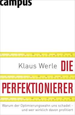 Die Perfektionierer von Werle,  Klaus