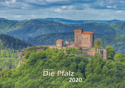 Die Pfalz 2020 Wandkalender A3 Spiralbindung von Klaes,  Holger