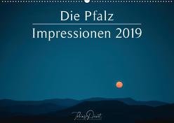Die Pfalz – Impressionen 2019 (Wandkalender 2019 DIN A2 quer) von Dienst,  Tobias