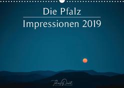 Die Pfalz – Impressionen 2019 (Wandkalender 2019 DIN A3 quer) von Dienst,  Tobias