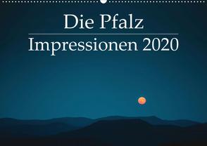 Die Pfalz – Impressionen 2020 (Wandkalender 2020 DIN A2 quer) von Dienst,  Tobias