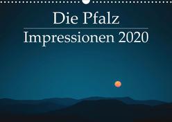 Die Pfalz – Impressionen 2020 (Wandkalender 2020 DIN A3 quer) von Dienst,  Tobias