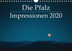 Die Pfalz – Impressionen 2020 (Wandkalender 2020 DIN A4 quer) von Dienst,  Tobias