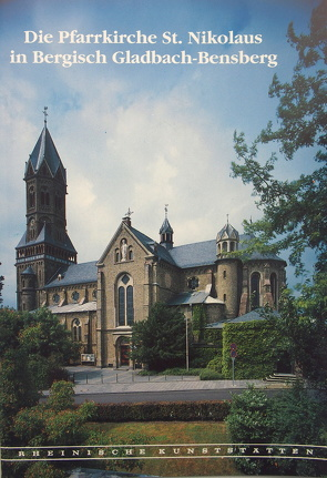 Die Pfarrkirche St. Nikolaus in Bergisch Gladbach-Bensberg von Stürmer,  Andreas, Thiel,  Klaus L