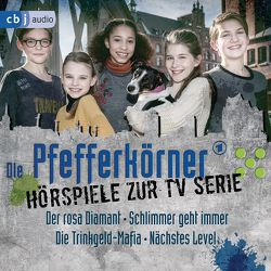 Die Pfefferkörner – Hörspiele zur TV Serie (Staffel 14) von Horeyseck,  Julian, Jabs,  Anja, Junk,  Catharina, Nusch,  Martin, Reiter,  Jörg