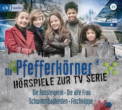 Die Pfefferkörner – Hörspiele zur TV Serie (Staffel 15) von Clemens,  Silja, Düwel,  Franca, Horeyseck,  Julian, Jabs,  Anja, Nusch,  Martin