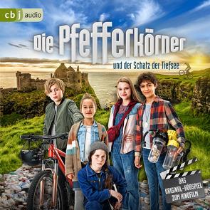Die Pfefferkörner und der Schatz der Tiefsee von Ahner,  Dirk, Horeyseck,  Julian