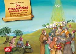 Die Pfingsterzählung. Vom Anfang der Kirche. Kamishibai Bildkartenset. von Oberthür,  Rainer, Seelig,  Renate