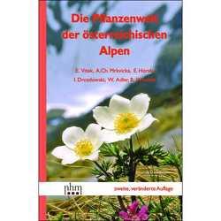 Die Pflanzenwelt der österreichischen Alpen von Adler,  W, Horak,  E, Mrkvicka,  A Ch, Vitek,  E., Wimmer,  B.
