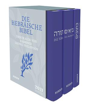 Die Philippson-Bibel von Homolka,  Walter, Liss,  Hanna, Liwak,  Rüdiger