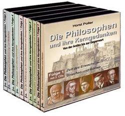 Die Philosophen und ihre Kerngedanken von Buchholz,  Peter, Dux,  Eckart, Frass,  Wolf, Kernen,  Siegfried, Krieg,  Erich, Poller,  Horst