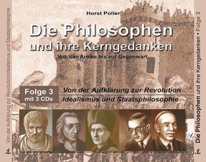 Die Philosophen und ihre Kerngedanken von Dux,  Eckart, Poller,  Horst