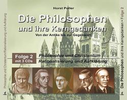 Die Philosophen und ihre Kerngedanken von Krieg,  Erich, Poller,  Horst