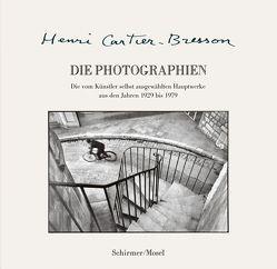 Die Photographien von Bonnefoy,  Yves, Cartier-Bresson,  Henri