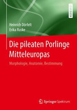 Die pileaten Porlinge Mitteleuropas von Dörfelt,  Heinrich, Ruske,  Erika