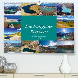 Die Pinzgauer Bergseen im schönen Salzburger Land (Premium, hochwertiger DIN A2 Wandkalender 2020, Kunstdruck in Hochglanz) von Kramer,  Christa