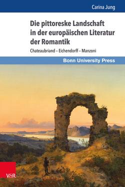 Die pittoreske Landschaft in der europäischen Literatur der Romantik von Jung,  Carina