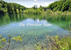 Die Plitvicer Seen (Wandkalender 2019 DIN A3 quer) von GUGIGEI