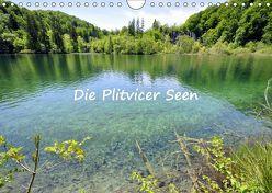 Die Plitvicer Seen (Wandkalender 2019 DIN A4 quer) von GUGIGEI