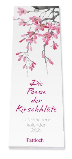 Die Poesie der Kirschblüte – Lesezeichen-Kalender 2021