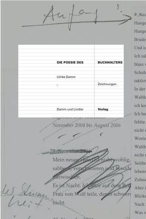 Die Poesie des Buchhalters von Boberg,  Jochen, Damm,  Ulrike