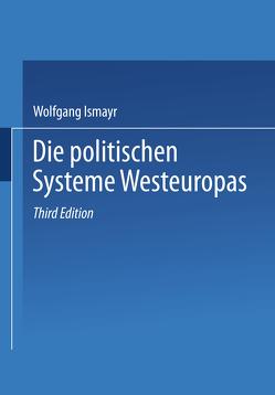 Die politischen Systeme Westeuropas von Ismayr,  Wolfgang