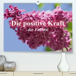 Die positive Kraft der Farben (Premium, hochwertiger DIN A2 Wandkalender 2020, Kunstdruck in Hochglanz) von Stanzer,  Elisabeth