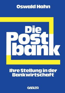 Die Postbank von Hahn,  Oswald