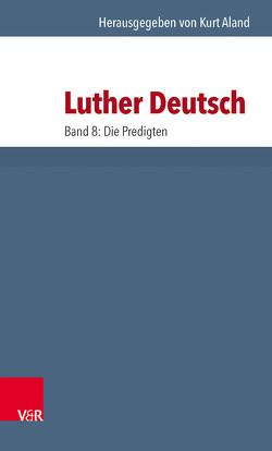 Die Predigten von Aland D.D.,  Kurt
