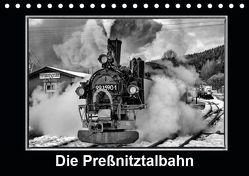 Die Preßnitztalbahn (Tischkalender 2019 DIN A5 quer) von Maurer,  Marion