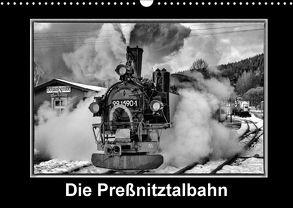 Die Preßnitztalbahn (Wandkalender 2018 DIN A3 quer) von Maurer,  Marion