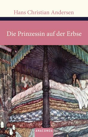 Die Prinzessin auf der Erbse von Andersen,  Hans Christian, Mann,  Mathilde