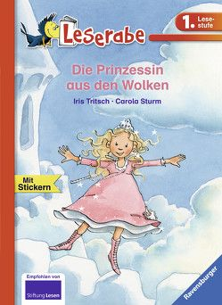 Die Prinzessin aus den Wolken von Sturm,  Carola, Tritsch,  Iris