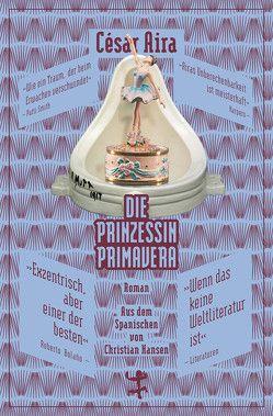 Die Prinzessin Primavera von Aira,  César, Hansen,  Christian