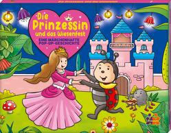 Die Prinzessin und das Wiesenfest. Eine märchenhafte Pop-up Geschichte