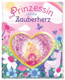 Die Prinzessin und das Zauberherz von Almhoff,  Anna, Neill,  Kelly