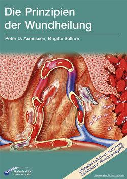 Die Prinzipien der Wundheilung von Asmussen,  Peter D., Kammerlander,  Gerhard, Söllner,  Brigitte