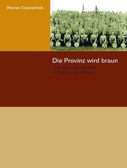 Die Provinz wird braun von Edelwirth,  Michael, Eisenschink,  Werner