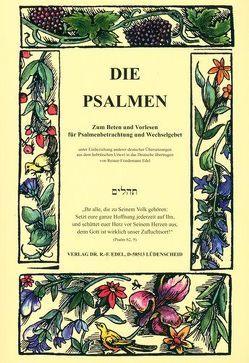 Die Psalmen von Edel,  R F