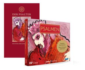 Die Psalmen von Dresdner Kammerchor, Heinrich,  Schütz, Luther,  Martin, Rademann,  Christoph