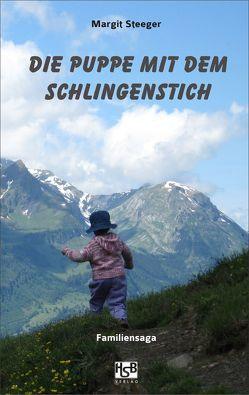 Die Puppe mit dem Schlingenstich von HSB-Verlag, Steeger,  Margit